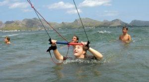 utilisation efficace d'un kite