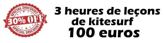 apprendre kitesurf a Majorque en Aout