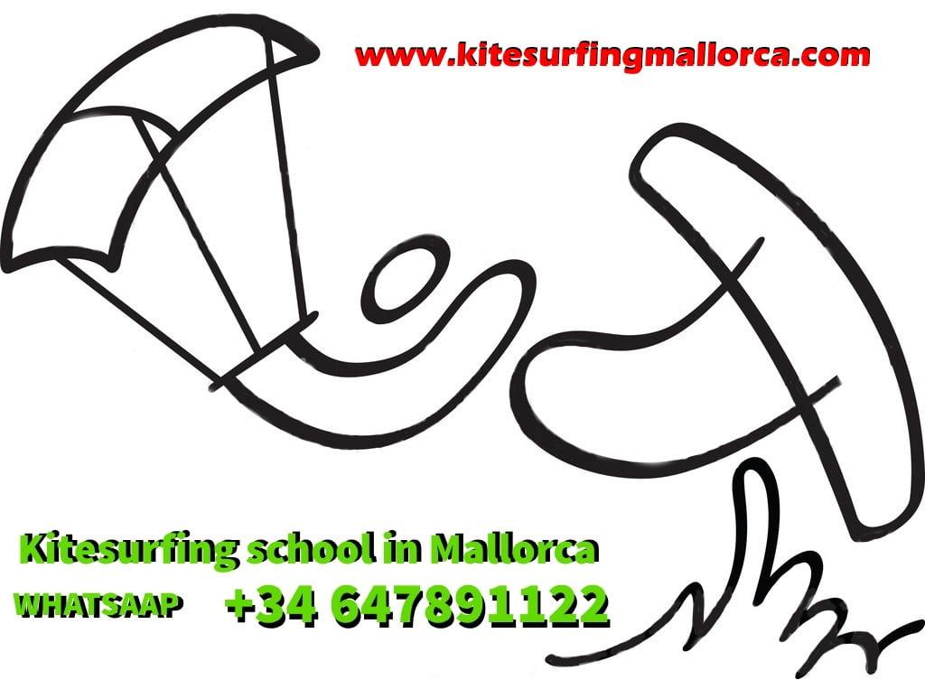 Kameradschaft und gesundes Leben mallorca kiteschool