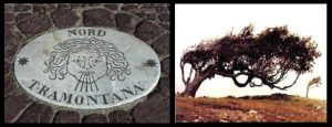 tramontana in Mallorca north winds
