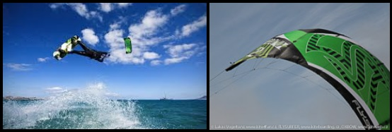 2 mallorca kiteschool flysurfer Cronix kiting learning for beginners