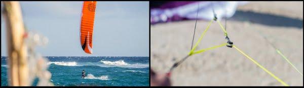 4 Speed 5 et le kite course de kite a Majorque