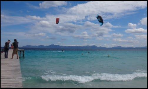 5 école de kitesurf à Majorque en mai avec Philippe