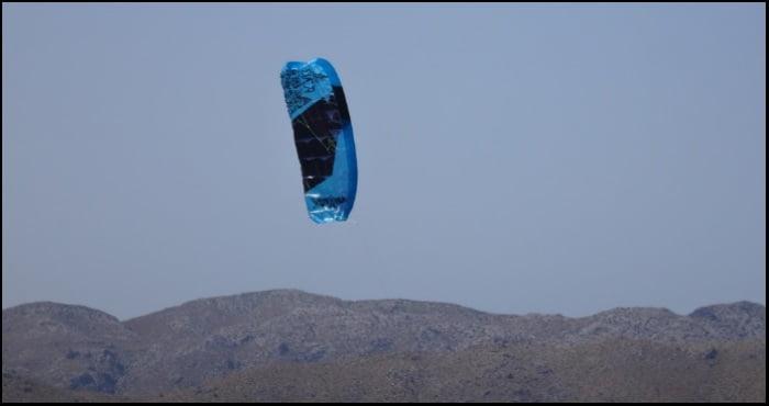 5 Das magische Fly-Surfer-Modell Peak 9 Meter