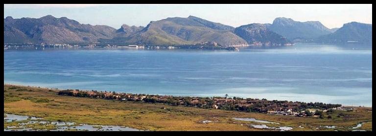 6 S'Albufereta et Es Barcares Majorque spot de kite