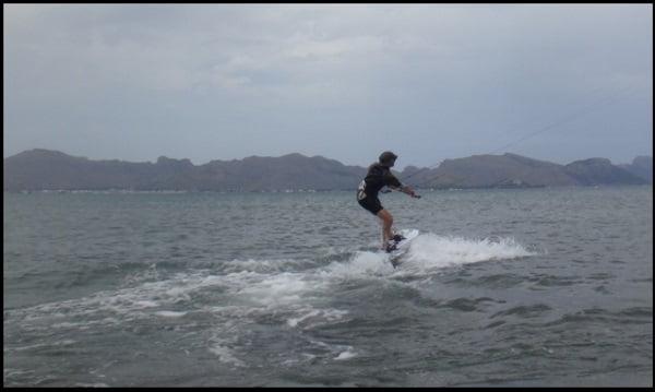 Algunas fotos de kitesurf – aprendiendo con www kitesurfingmallorca com