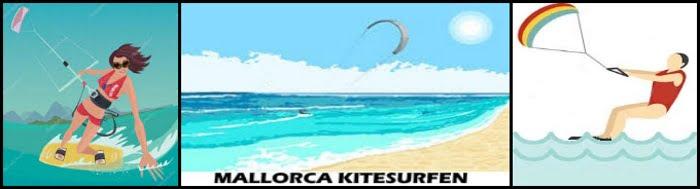 Mallorca kitesurfen Juli kitekurse Alcudia