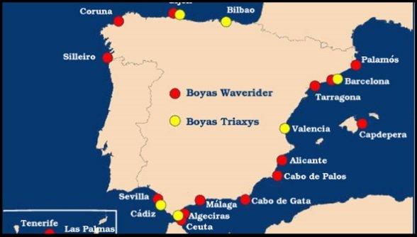 Nuevo sistema para la previsión de riesgos océano-meteorológicos en los puertos españoles