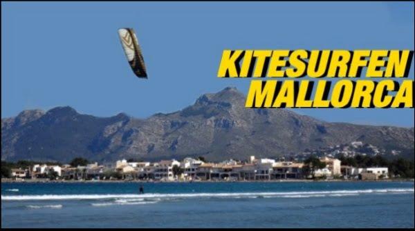 einen schönen Urlaub verbringen und Kitesurfen lernen möchten
