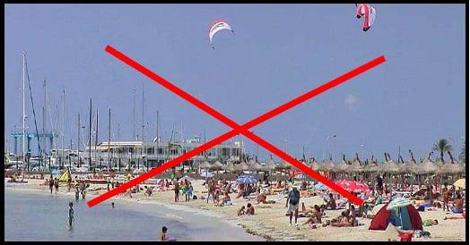 kitesurfing-Can-Pastilla-is-not-a-good-idea