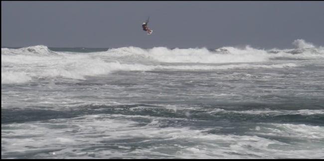 'auteur kitesurf en majorque cerf-volant école vent à mallorca