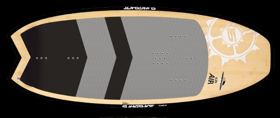 top board hydrofoil mallorca kiteschool