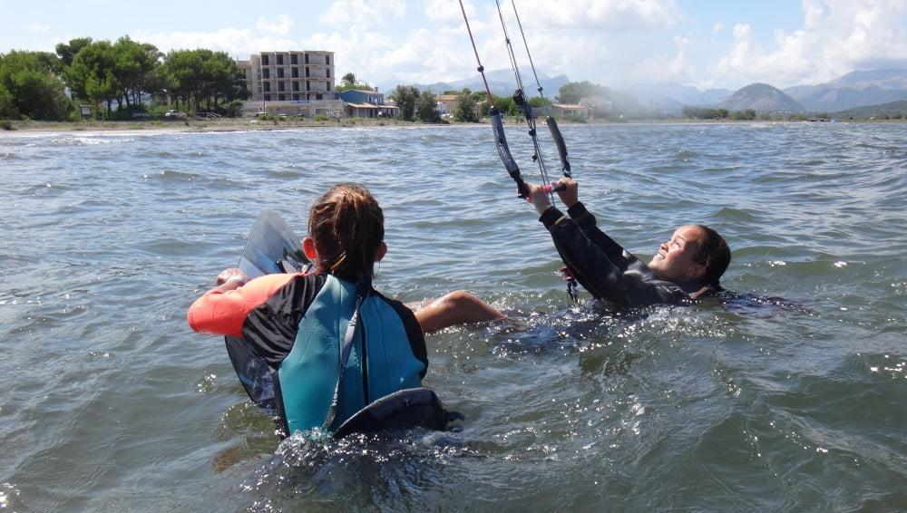 1 escuela-de-kite-en-palma-posicionamiento-en-el-kiteboard