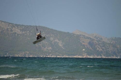 1 mallorca kite jumping lessons