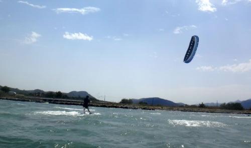 12 control total aprender kitesurf en 2 dias