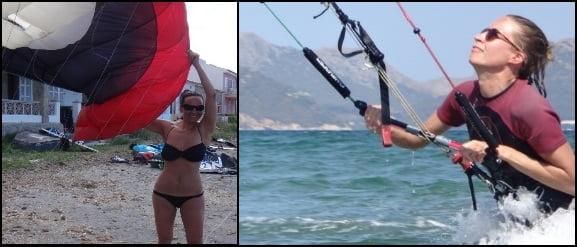 2 Escuela de kitesurf Beach Action en Mallorca