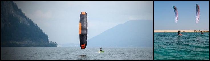 2 Sonic Full Race dernier modelle kitesurfing ecole a Majorque