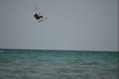 2 cursos de kite salta con flysurfer