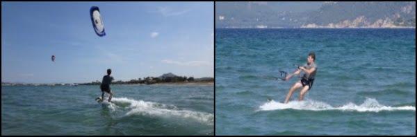 2 kitesurfing mallorca können wir mal wieder sehen wie einer unserer kite studenten