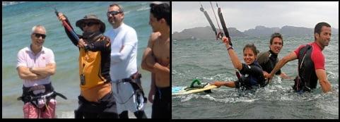 4-Toujours-prendre-des-leçons de kite-d'-une-école de kitesurf certifiée