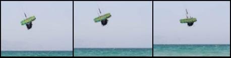 4 volando otra vez kitesurfing mallorca clases en Pollensa
