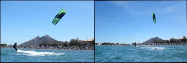 5 clases de kitesurf, el mejor curso y las fotos lo demuestran