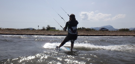 6 escuela de kite en la bahia de pollensa