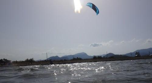 7 kitesurfen weit un zuruck mallorca kitekurse Pollensa