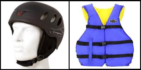 8-life-jacket-et-casque-sont-a-devoir quand vous apprenez kitesurf
