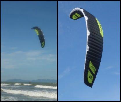 Sonic 18 Flysurfer kitesurfing mallorca