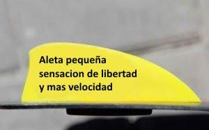 aleta pequeña kiteschule Alcudia