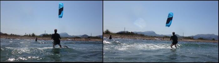 exito curso de kitesurf en mallorca asociacion aprende a navegar