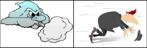 1 demasiado viento hace imposible el aprendizaje del kitesurfing