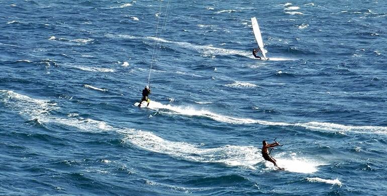 1 kitesurf y windsurf como afectan al mundo