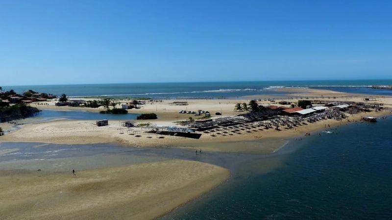 Barra do Ceará bonito pero peligroso, asaltos. kiteblog edmkpollensa kite school mallorca