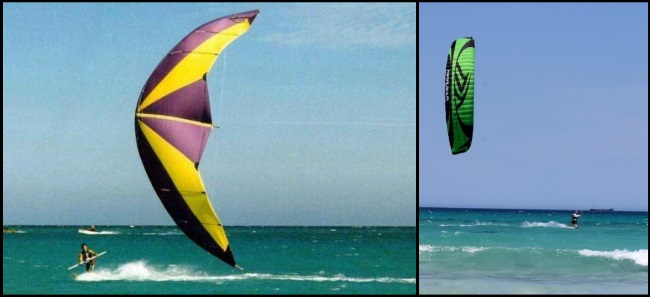 el antes y el despues kitesurfing nuestro sport