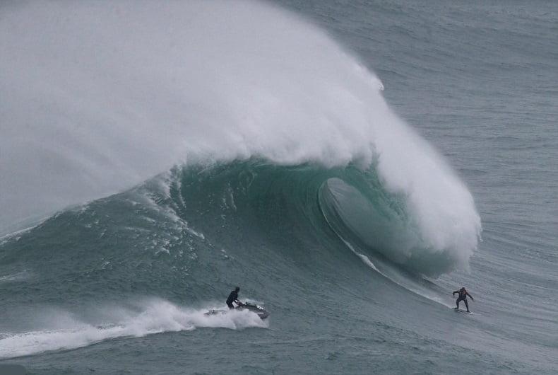 2 olas grandes una competición exclusiva Mallorca kitesurf blog