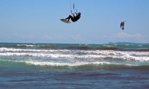 kiteschool en Mallorca Sa Rapita cursos de kite en Palma de mallorca