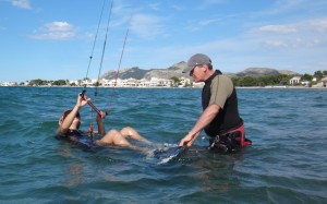 2-ready-to-waterstart-Danish-kiteschool-Mallorca-300x187