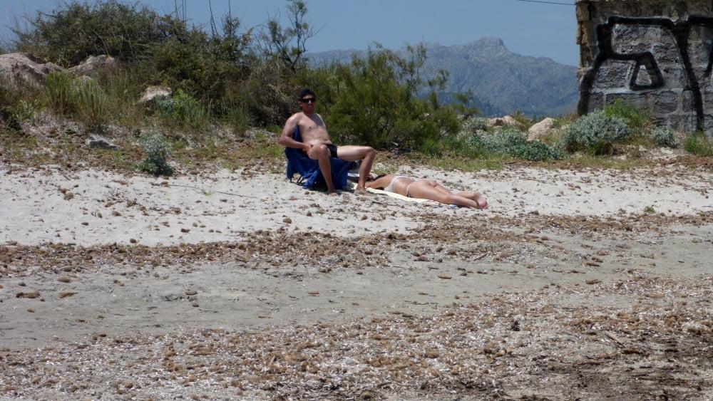 el Sultan y su favorita kitesurfing Mallorca