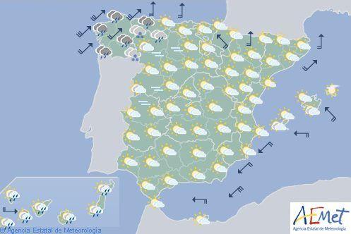 1 le vent a Majorque direction du Sudest