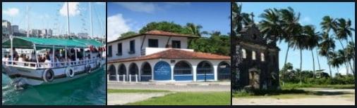 14 Baia de todos santos e Itaparica island