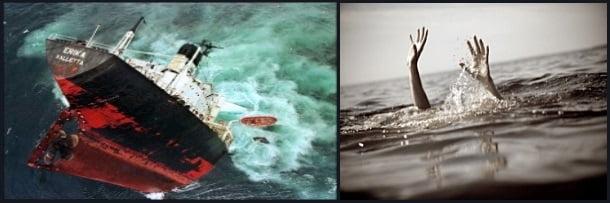 desapariciones de buques Mar de los Sargazos