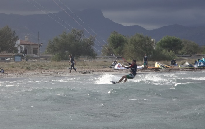 7 Mallorca escuela de kitesurf