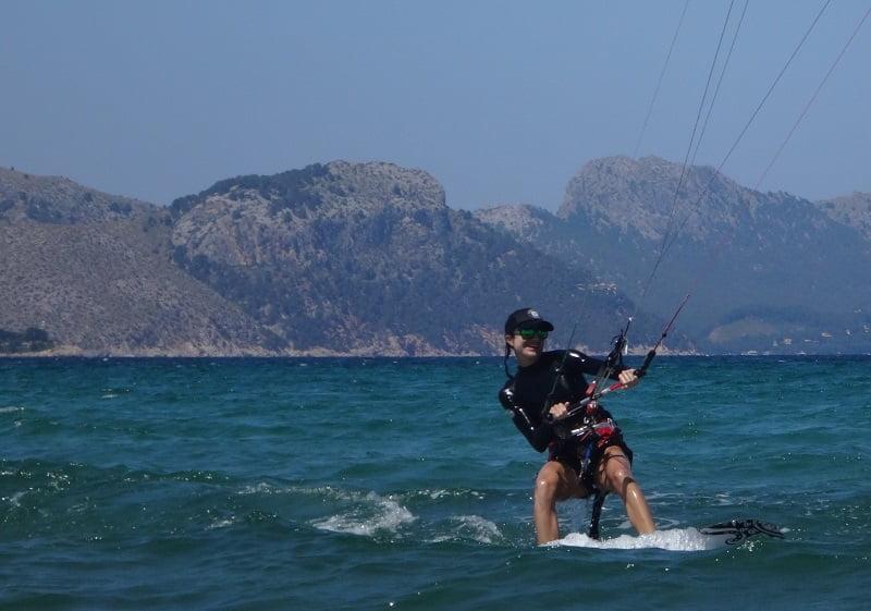 13-kitesurfing-lessons-Mallorca-Mallorca-kite-spot-summer-July