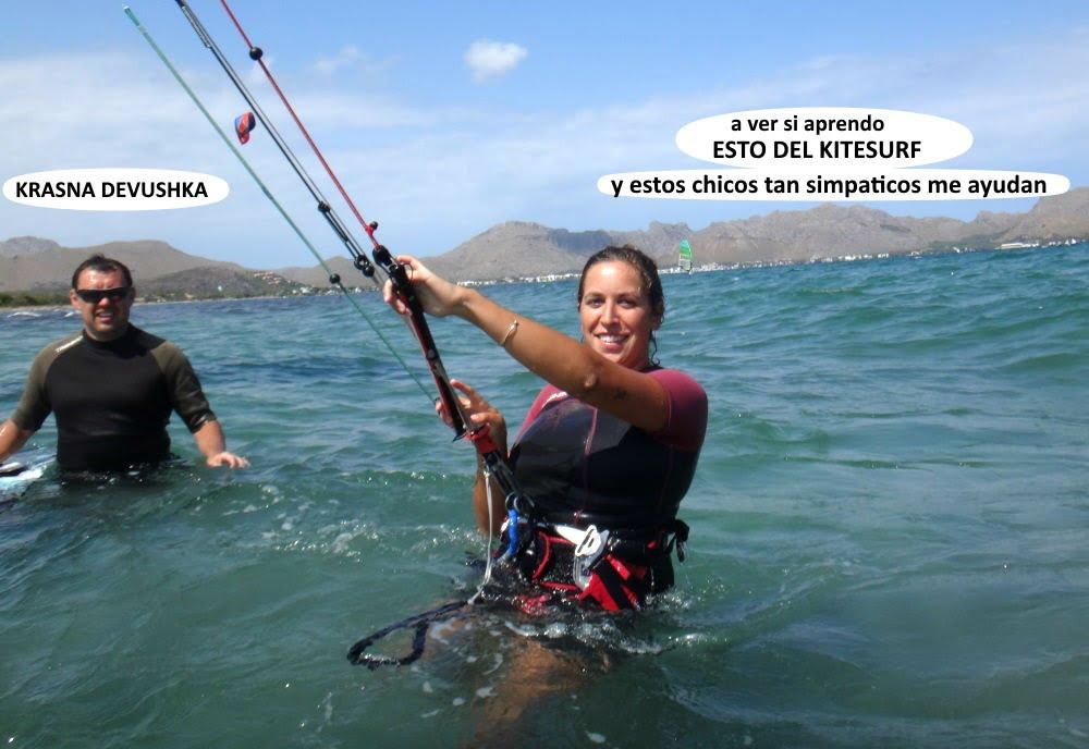 1 kitesurfing mallorca la escuela de kite en Pollensa la bella