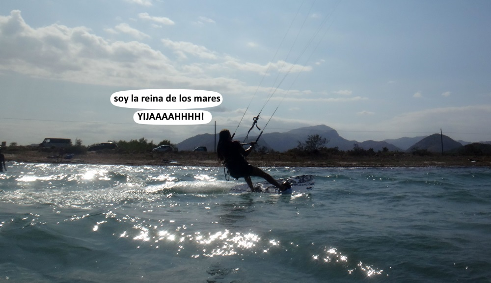12 clases de kitesurf escuela kite en Mallorca - kitesurfing Pollensa