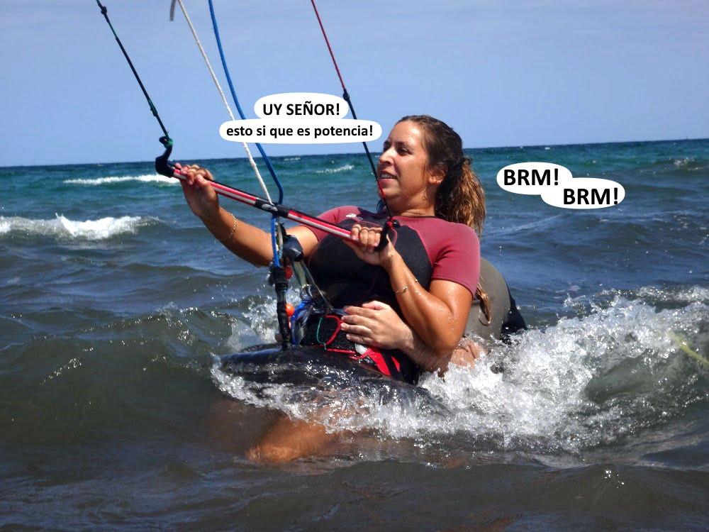 4 aprender kitesurf en Palma - Mallorca kitesurfing