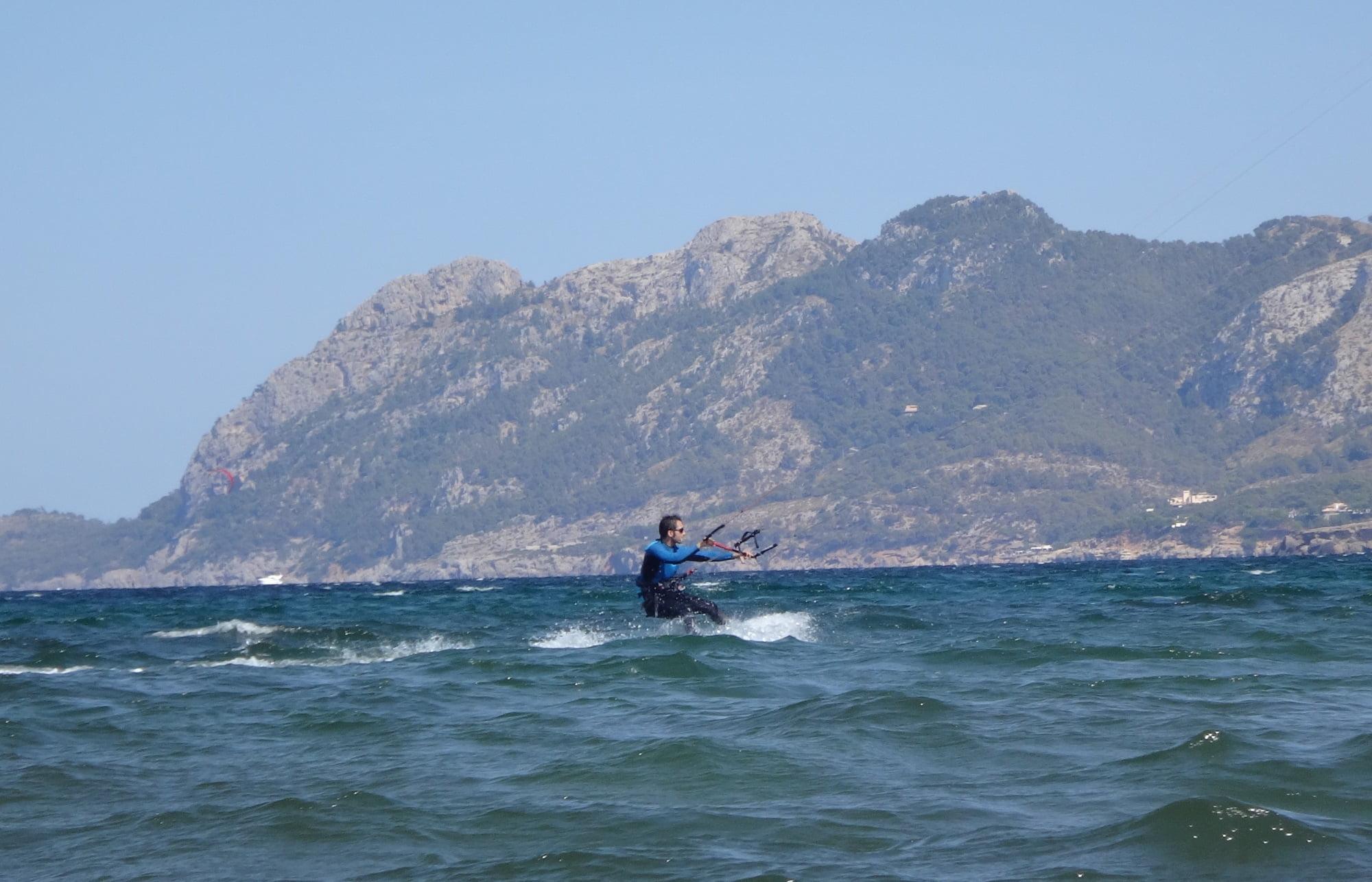 objetivos-y-viento-en-Mallorca-kite-school kitesurfingmallorca com