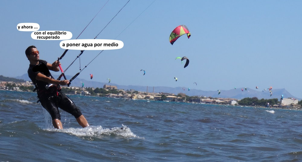 15 lecciones de kitesurfing en Mallorca - club de kite Pollensa Bay
